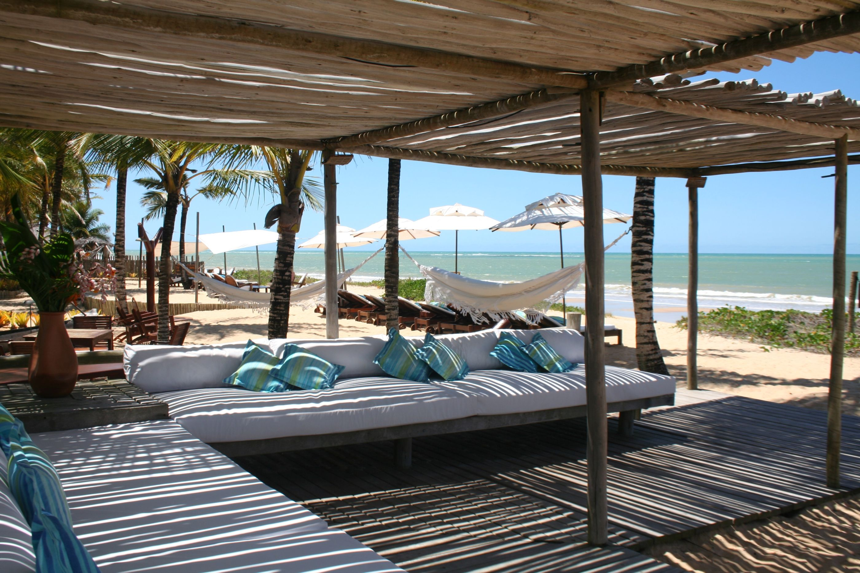 Villas de trancoso bahia brazil south american escapes for Luxury beach hotels