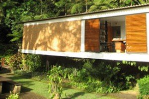 Elizabeth Bishop House Brazil