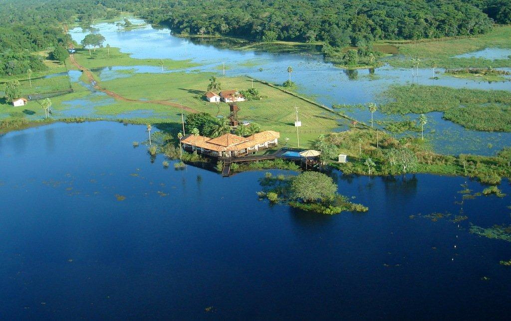 Baiazinha Caiman Lodge